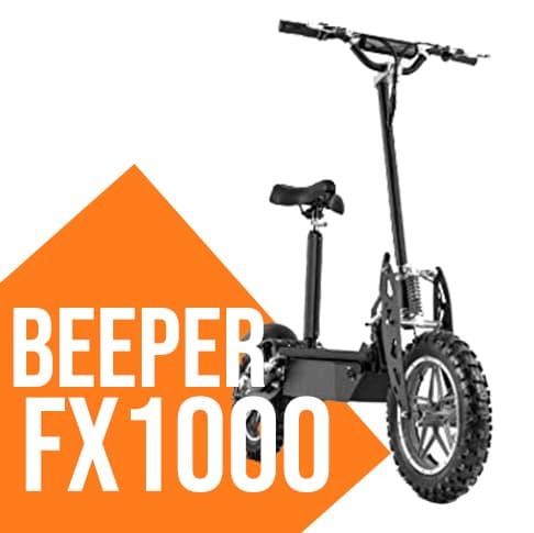 Monopattino elettrico Beeper FX1000