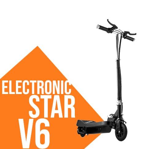 Monopattino elettrico Electronic Star V6