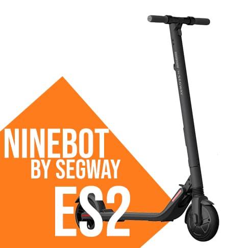Monopattino elettrico Ninebot by Segway ES2