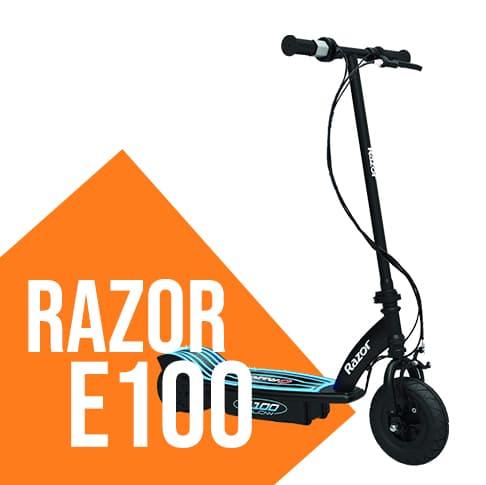 Monopattino elettrico Razor E100