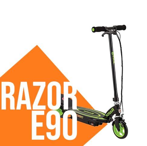 Monopattino elettrico Razor E90