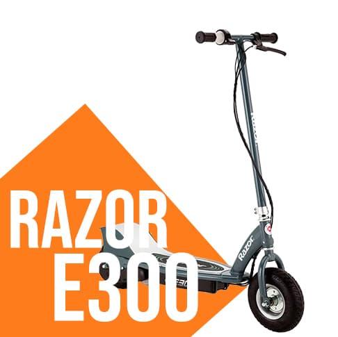 Monopattino elettrico razor E300