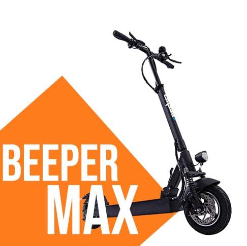 Monopattino elettrico 500 Watt Beeper Max